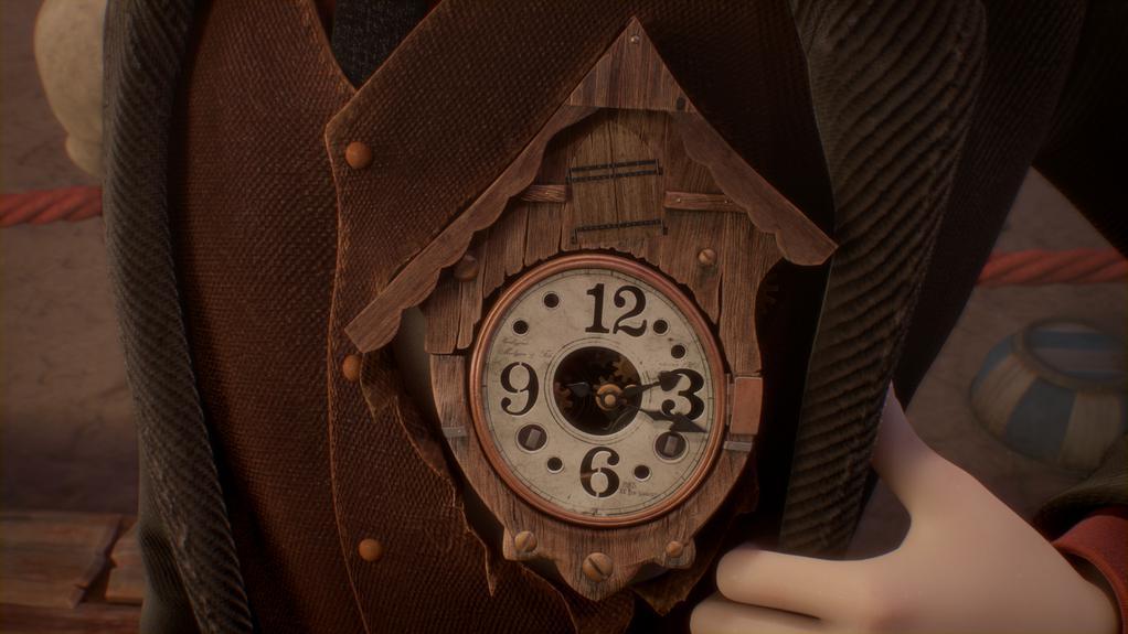 Jack an the cuckoo clock heart