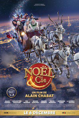Santa Claus & Cia - Poster - Québec