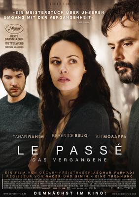 Le Passé - Poster - Germany