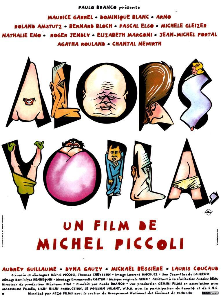 ニューヨーク ランデブー・今日のフランス映画 - 1998 - Poster France