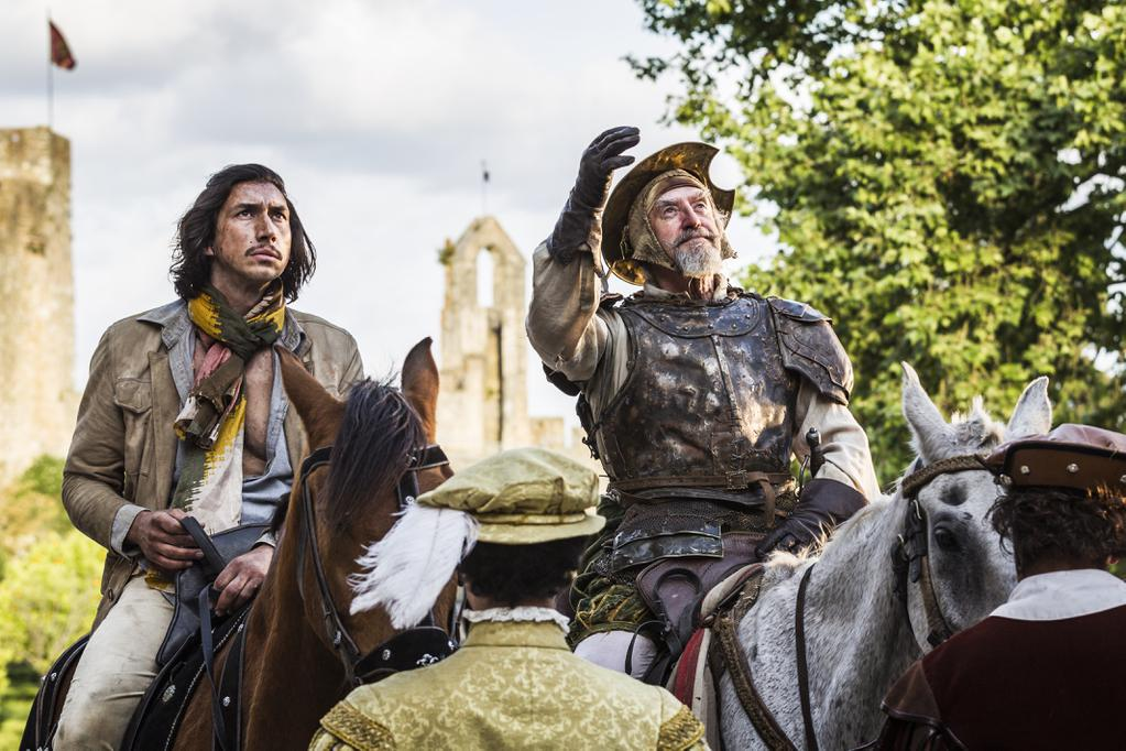 The Man who Killed Don Quixote