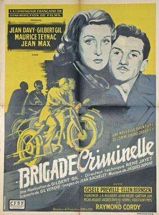Brigade criminelle