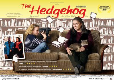 Le Hérisson - Poster - Royaume-Uni