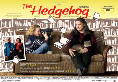The Hedgehog - Poster - Royaume-Uni