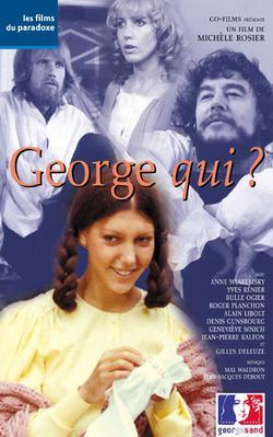 George qui ? - Jaquette VHS France
