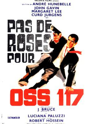 OSS 117 - Double Agent / OSS 117 Murder for Sale