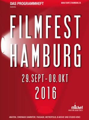 Filmfest Hamburg - Festival internacional de Hamburg - 2016