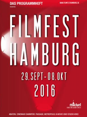 Filmfest Hamburg - Hamburg International Film Festival - 2016