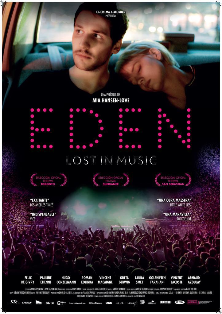 Eden 2014