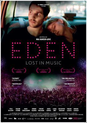 Eden - Poster - Spain