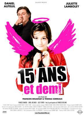 15 ans et demi - Poster - France