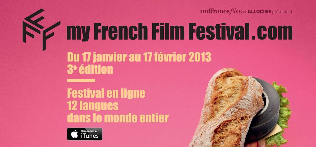 750,000 films viewed at the 3rd myfrenchfilmfestival.com