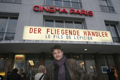Le neuvième prix MFG/Unifrance remis à Arsenal - Avant-première Berlin du film LE FILS DE L'EPICIER