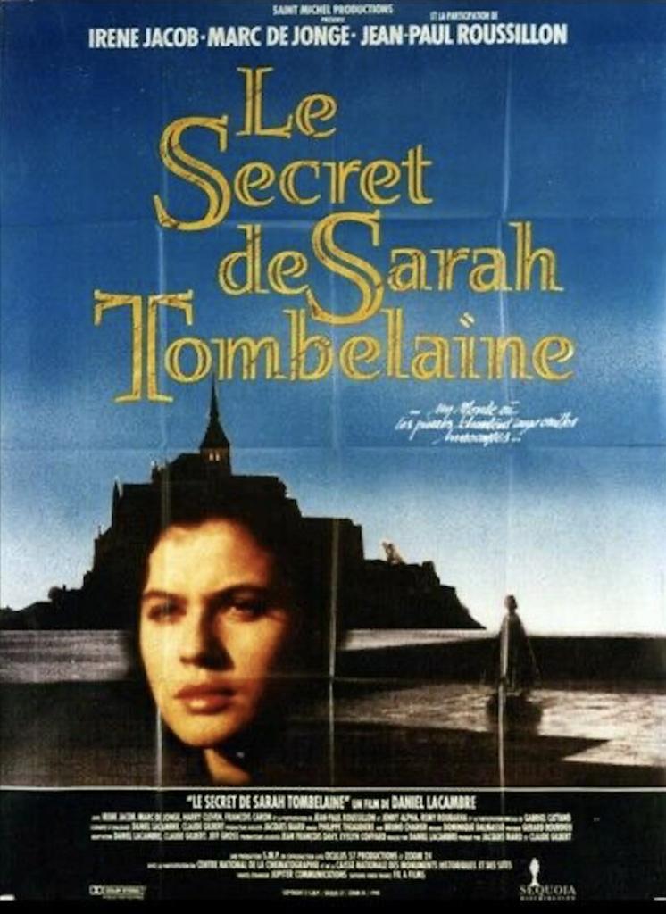 Le Secret de Sarah Tombelaine