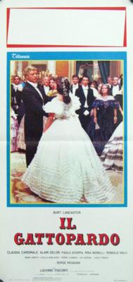 Le Guépard - Poster - Italie