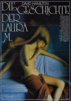 Laura, las sombras del verano - Poster - Allemagne