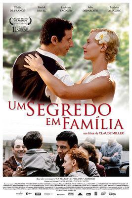 Un secret - Poster - Brazil