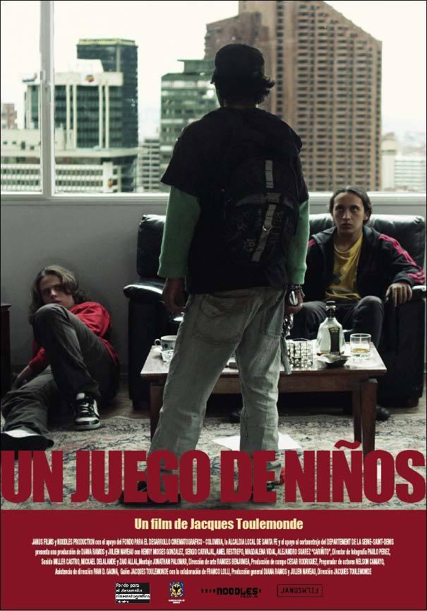 Henry-Moises Gonzalez - © Janus Films / Noodles Production