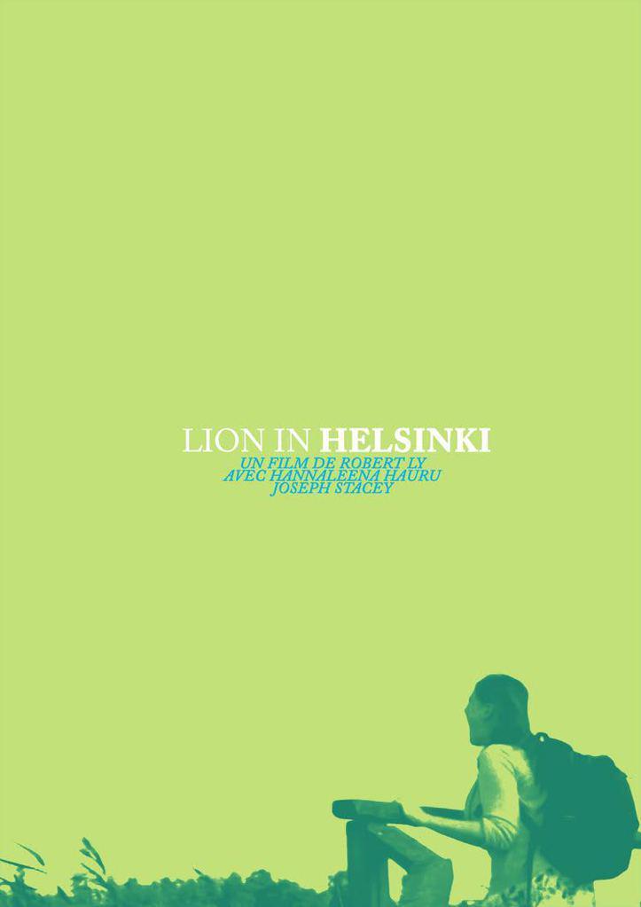Lion in Helsinki