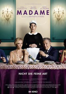 Madame - Poster - Germany