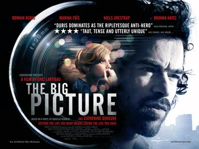 The Big Picture - Poster - Royaume-Uni