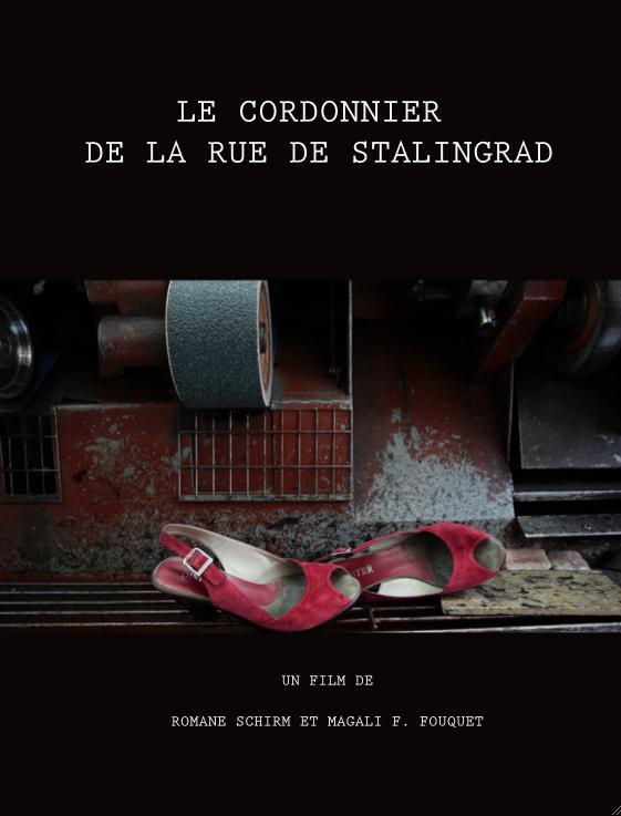 Le Cordonnier de la rue de Stalingrad