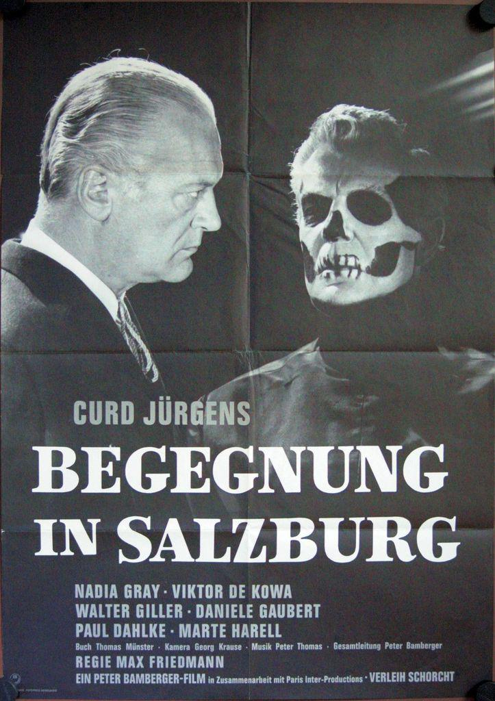 Peter Bamberger - Poster Allemagne