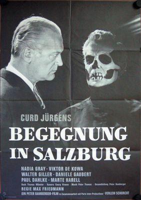 La Fureur d'aimer (Deux jours à vivre) - Poster Allemagne
