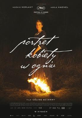 Retrato de una mujer en llamas - Poland