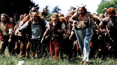 Asterix y Obelix contra Cesar