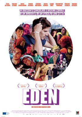 Eden - Poster - Italy