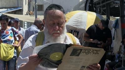Israël, le voyage interdit - Partie 3 - PESSAH - © Nour Films