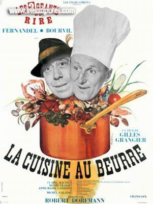 la cuisine au beurre 1963 unifrance films