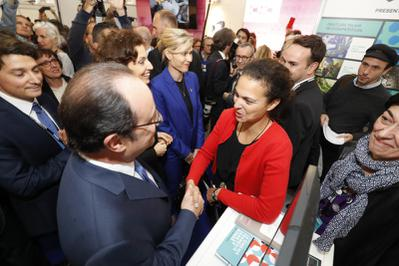 François Hollande attends the Annecy International Animation Film Festival - © Bestimage