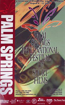 Festival Internacional de Cortometrajes de Palm Springs  - 2002