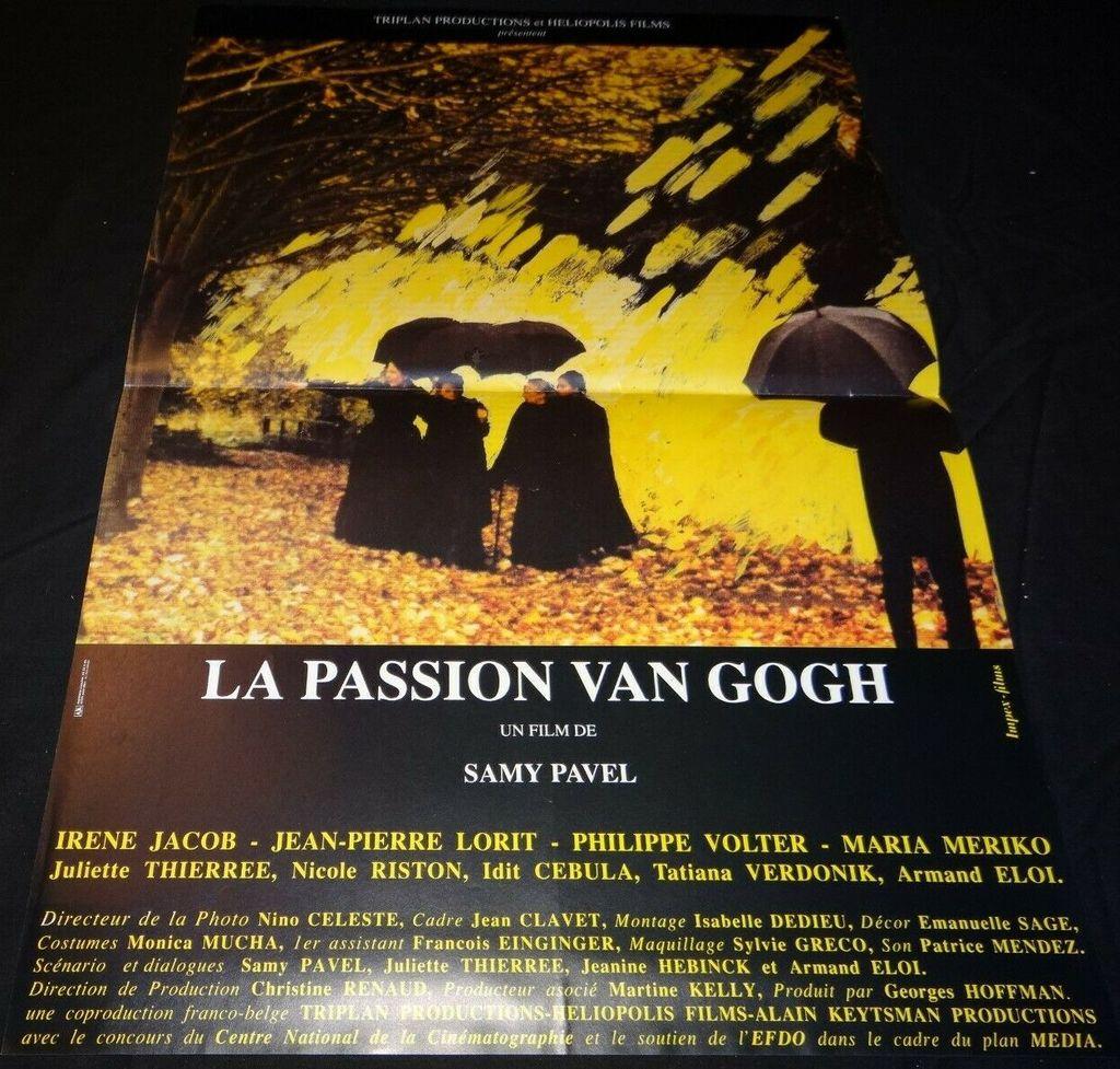 The Van Gogh Wake