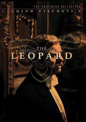 Le Guépard - Jaquette DVD Etats-Unis