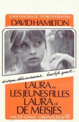 Laura, les ombres de l'été - Poster - Belgique