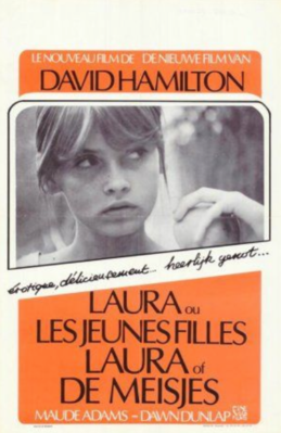 Laura, Shadows of a Summer (Shattered Innocence) - Poster - Belgique