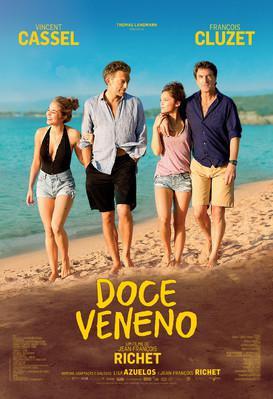 Una semana en Córcega - Poster - Brazil