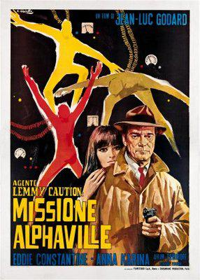 Alphaville - Poster Italie