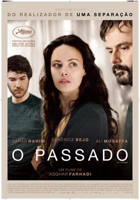 The Past - Poster - Portugal