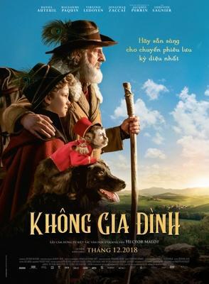 Remi, Nobody's Boy - Poster - Vietnam