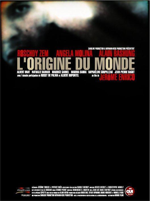 L'Origine du monde - Poster France