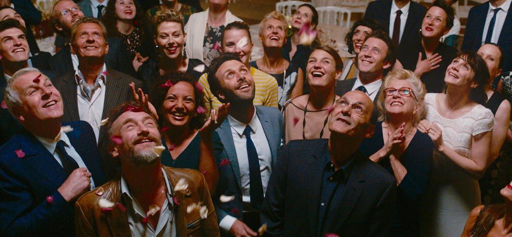 Le Prix Air France du Public à Yokohama décerné au film Le Sens de la fête