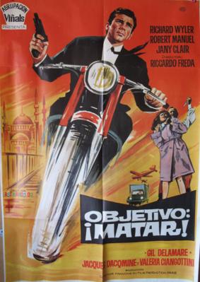 Objetivo: matar - Poster - Spain