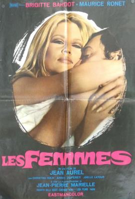 Las Mujeres - Poster Italie