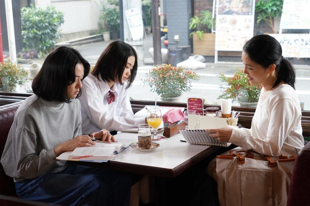 A Girl Missing de Koji Fukada (2019) - UniFrance