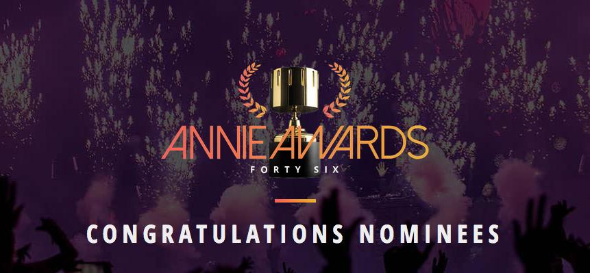 All the French films nominated for Annie Awards, the Oscars of animated films