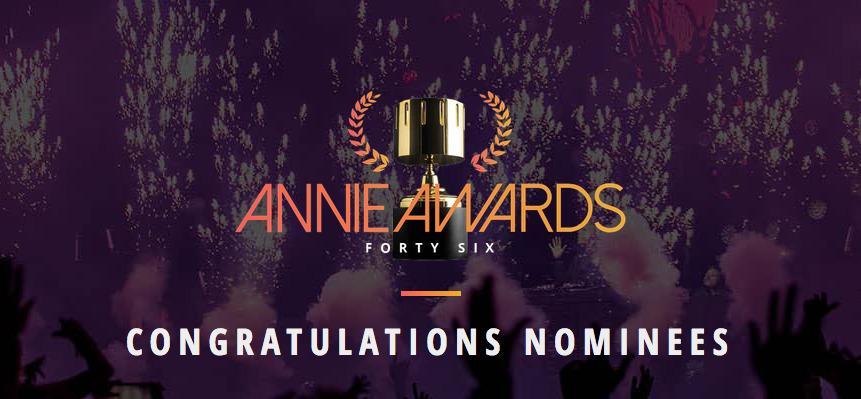 Las películas francesas nominadas a los Premios Annie, los Óscars del cine de animación.